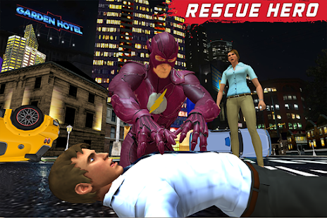 Flying Light Hero City Rescue Missions