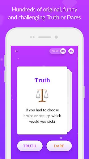 Truth or Dare 2.0.6 screenshots 8