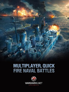 World of Warships Blitz 0.7.3 Apk (Unlimited Money) MOD 6