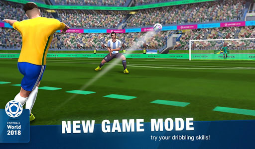 FreeKick Soccer World 2018 1.6.6 gameplay | by HackJr.Pw 17