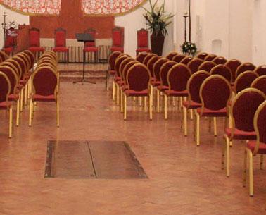Meeting rooms at Hotel La Magdalena