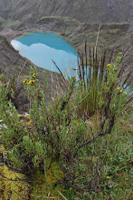 Photo: Laguna de Soraycocha y vegetación Mollepata - Machupichu Semana Santa 2015
