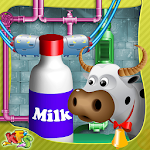 Milk Factory – Cooking Chef 1.0 Apk