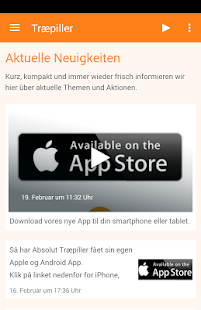 Absolut Træpiller- screenshot thumbnail