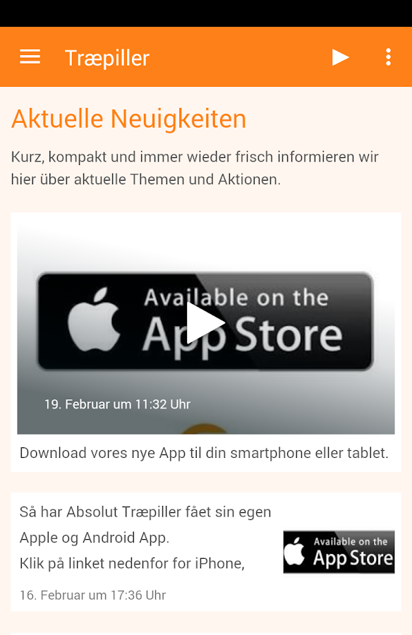 Absolut Træpiller- screenshot