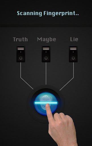 Lie Detector Simulator 2018 1.0 screenshots 6