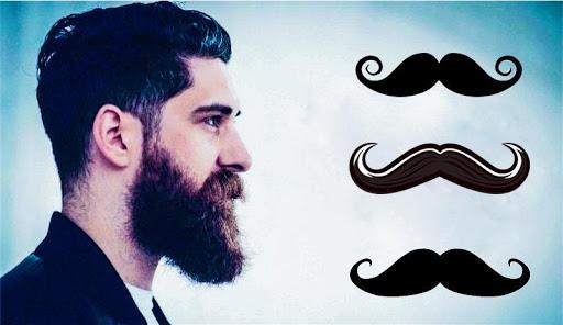 男性の髪のヒヒスタイルのプロ