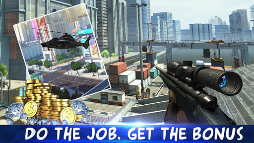 Sniper 3D Strike Assassin Ops - Gun Shooter Game  screenshots 5