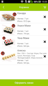 Pizza-Sushi screenshot 4