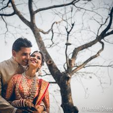 Wedding photographer Aanchal Dhara (aanchaldhara). Photo of 23.02.2018