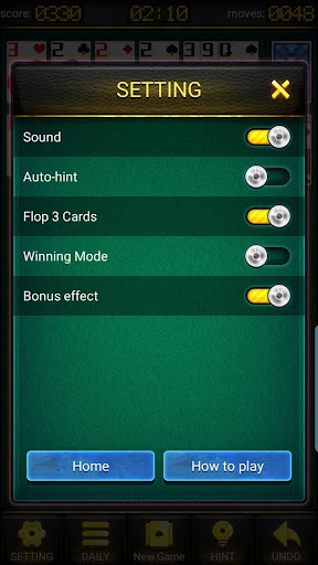 Solitaire- Daily Challenge Card Game android2mod screenshots 5