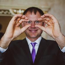 Wedding photographer Yura Makhotin (Makhotin). Photo of 25.10.2014