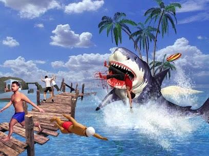 Angry Shark 3D Simulator Game 2