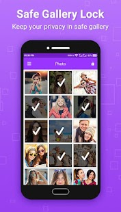 Gallery Lock – Safe Photos, Videos and Contacts - náhled