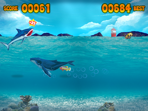 Shark Attack - is here! apk screenshot
