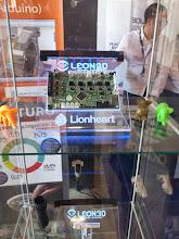 Photo: LA nueva LIONHEART DE