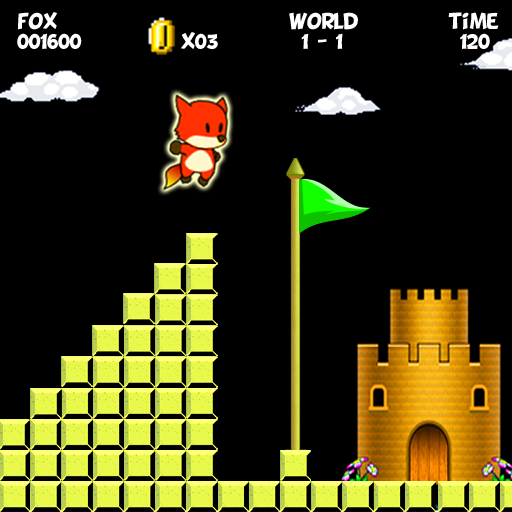 Super Jungle Fox Adventure