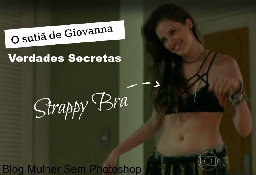 O sutiã de Giovanna, Agatha Moreira, de Verdades Secretas