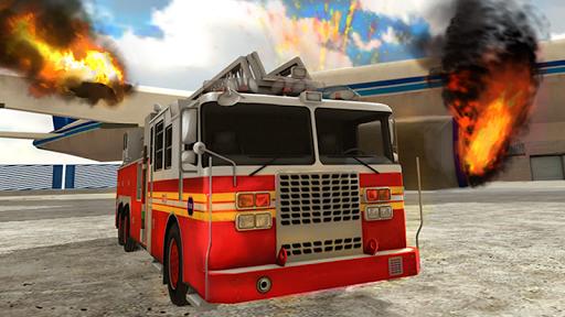 Fire Truck Simulator 3D 1.0 screenshots 2