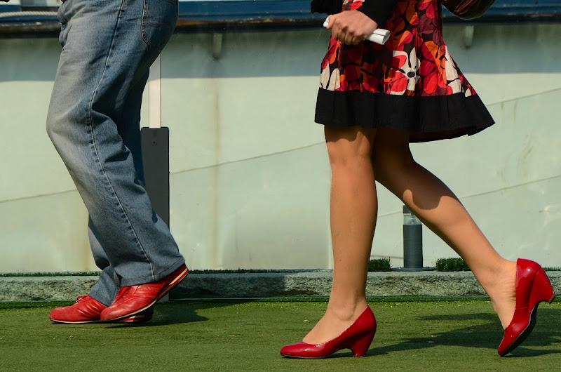 Solo scarpe rosse! di Gian Piero Bacchetta