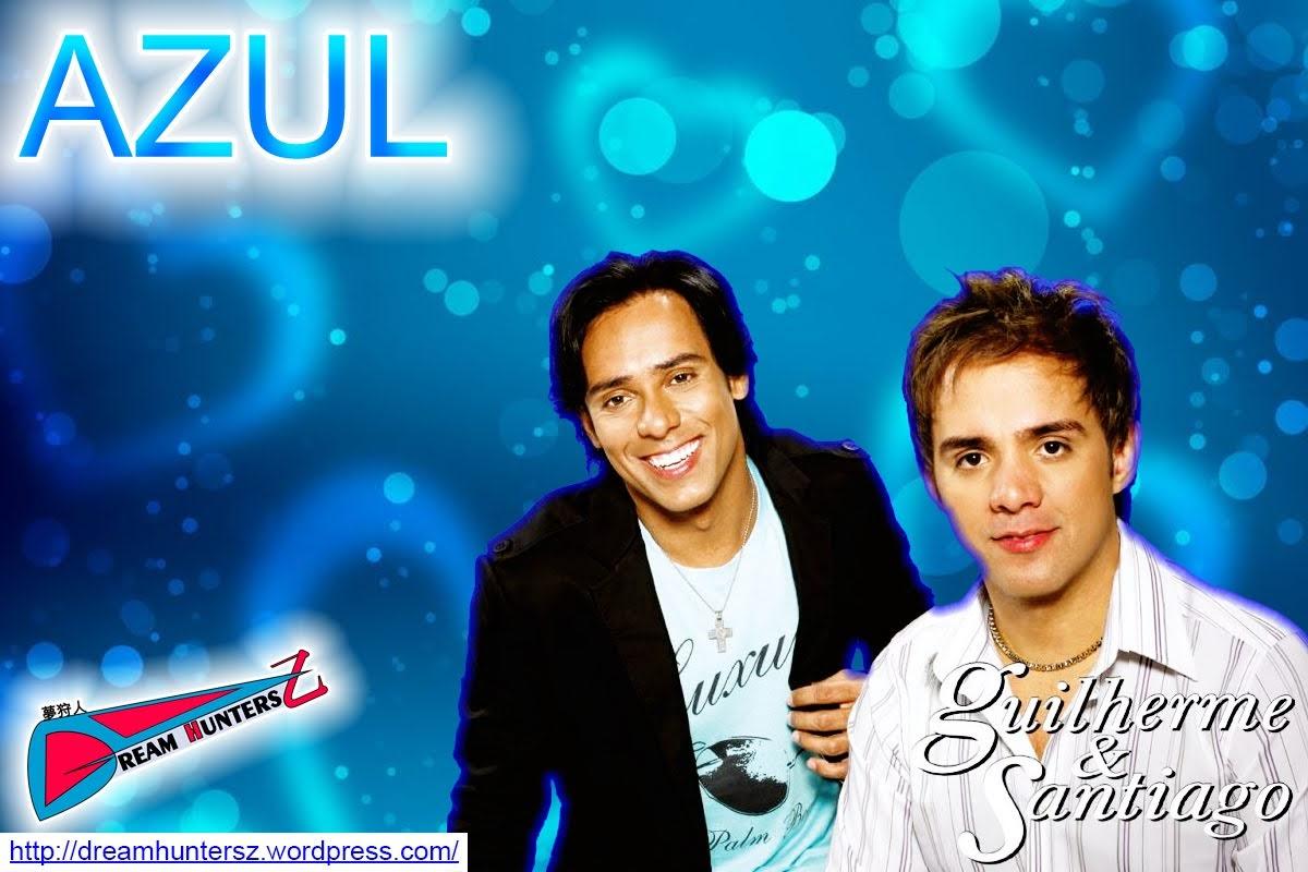 Guilherme & Santiago - Azul