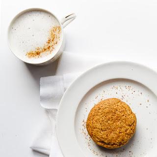 Coconut Sugar Cookies.