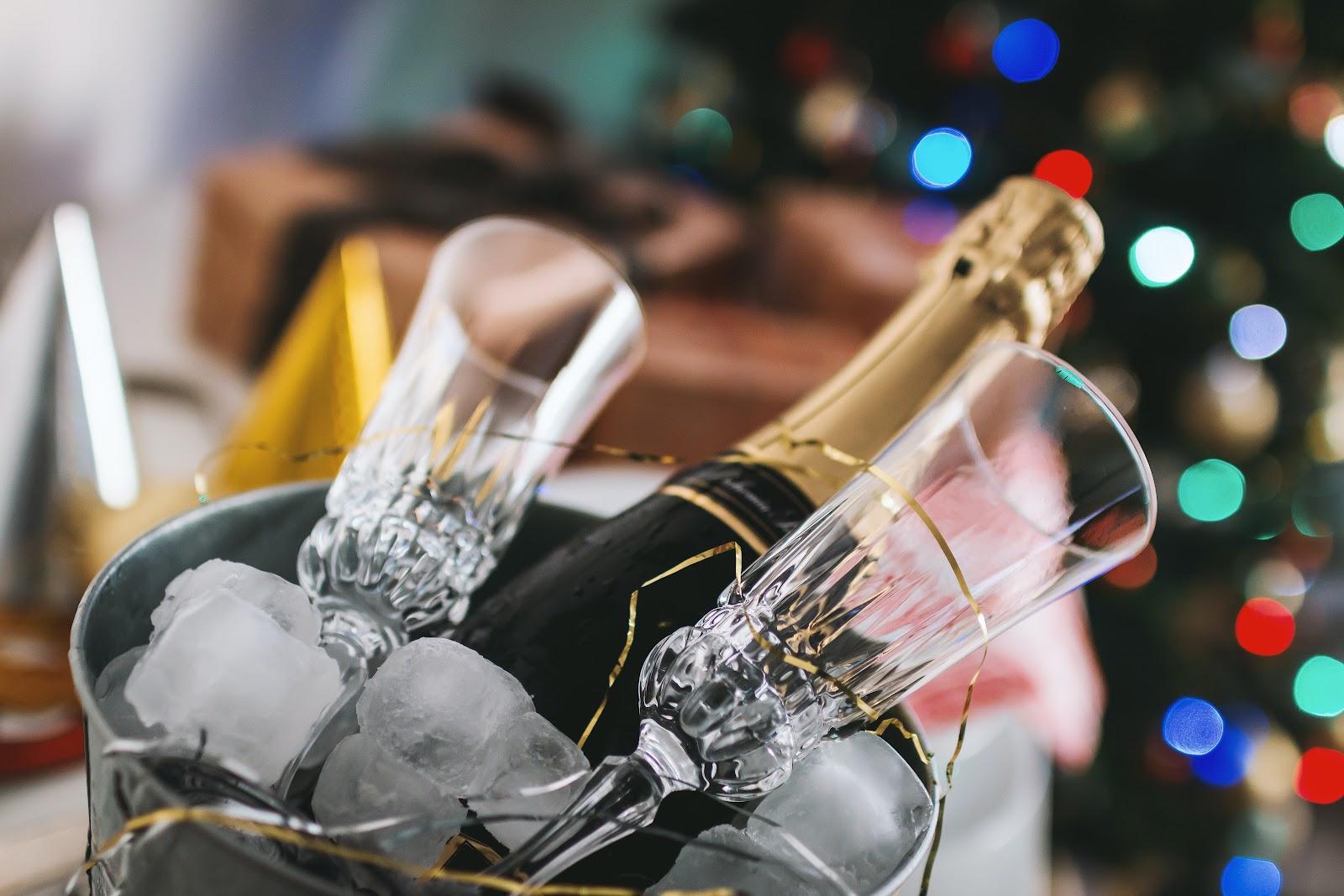 Kann alkoholfreier Sekt schlecht werden?