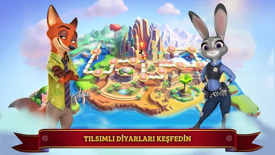 Disney Sihirli Dünya: Tılsımlı Macera Ekran Görüntüsü