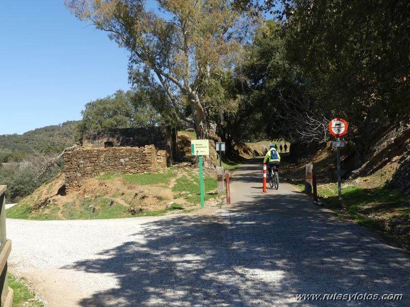 Vía Verde de la Sierra Norte de Sevilla
