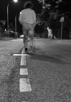 La strada..presenze notturne di mattia pellegrini