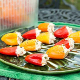 Cheese Stuffed Pickled Peppers Recipes.