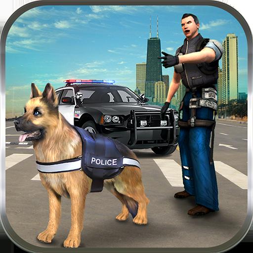 警察犬nはパトカーラッシュ 模擬 App LOGO-硬是要APP