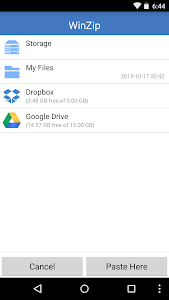 WinZip – Zip UnZip Tool v3.6