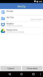 WinZip android mod