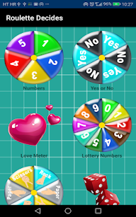 Roulette Decides for PC-Windows 7,8,10 and Mac apk screenshot 4