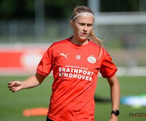 Test positifs au PSV Eindhoven, la saison de Julie Biesmans retardée