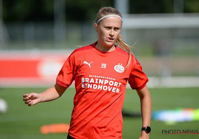 Julie Biesmans heeft nieuwe coach