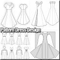 Pattern Dress Design icon