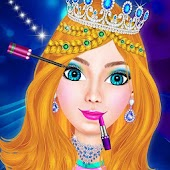 Cinderella Beauty Hair Salon - Girls Games