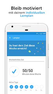 Sprachen lernen mit busuu: Vokabeln & Grammatik Screenshot