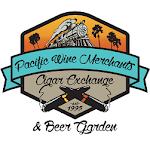 Logo for Pacific Wine Merchants