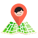 Find My Kids - GPS Tracker Icon