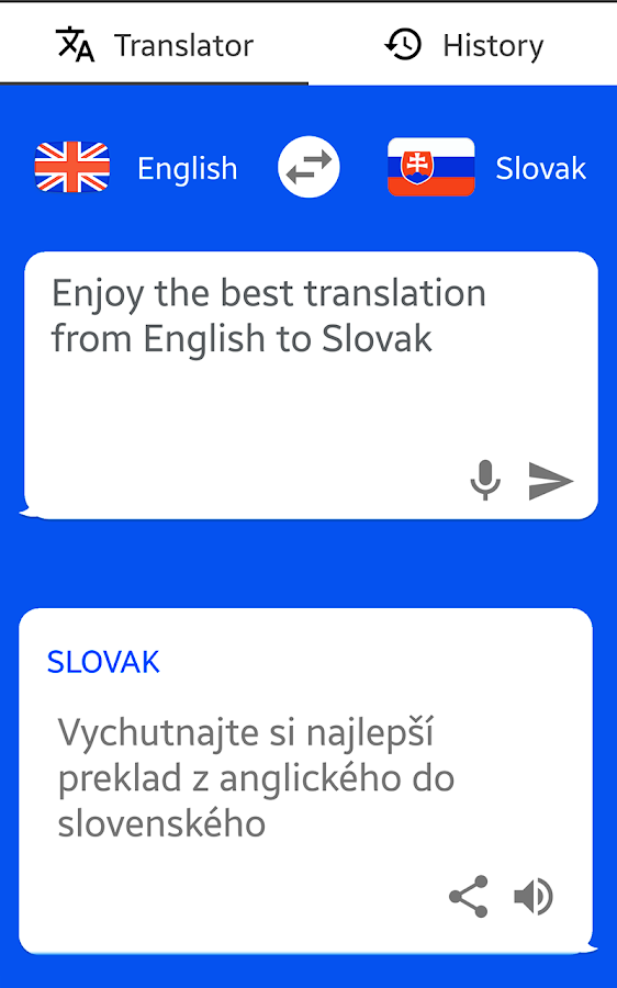 slovak english translator text to speech android apps on google play. Black Bedroom Furniture Sets. Home Design Ideas