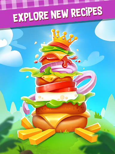 Idle Burger Tycoon - Clicker Game - screenshot