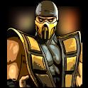 How to Draw Mortal Kombat 2 icon