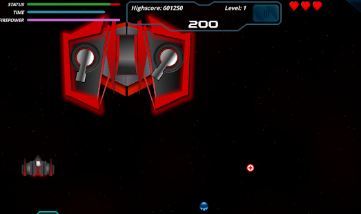 [Download Discharge - space shooter for PC] Screenshot 5