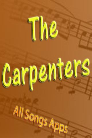 All Songs of The Carpenters