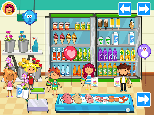 My Pretend Grocery Store - Supermarket Learning filehippodl screenshot 3