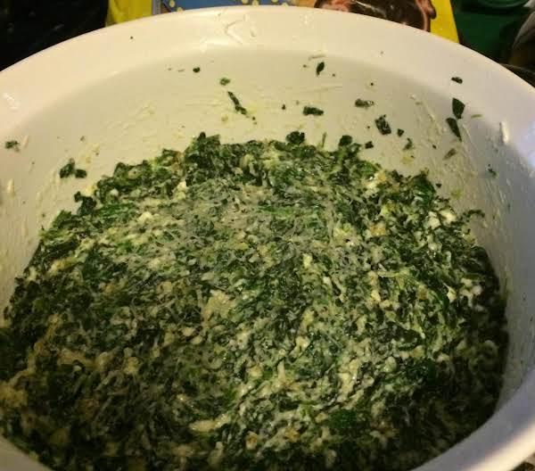 Low Carb Spinach Casserole Recipe