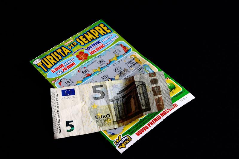 5 euro per un illusione..... di Lela69